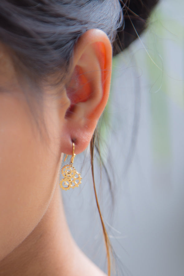 Justice in Motion Earrings