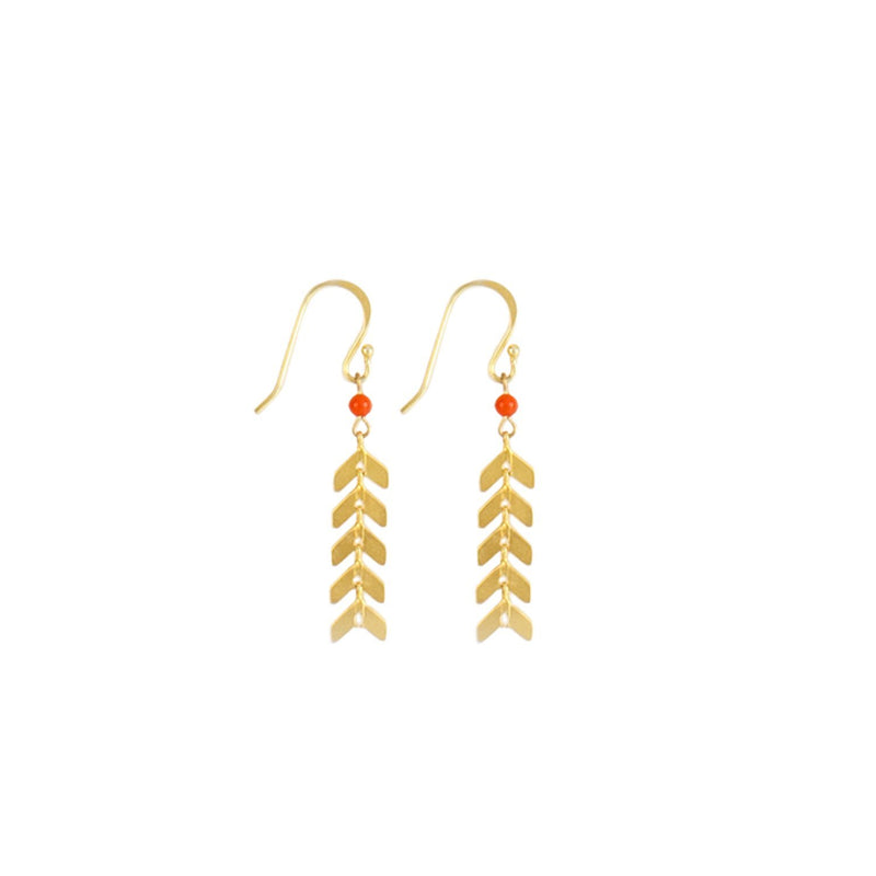 Desert Wildflower Earrings