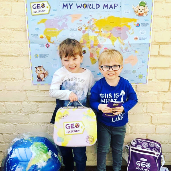 Top Geography Themed Gifts for Kids