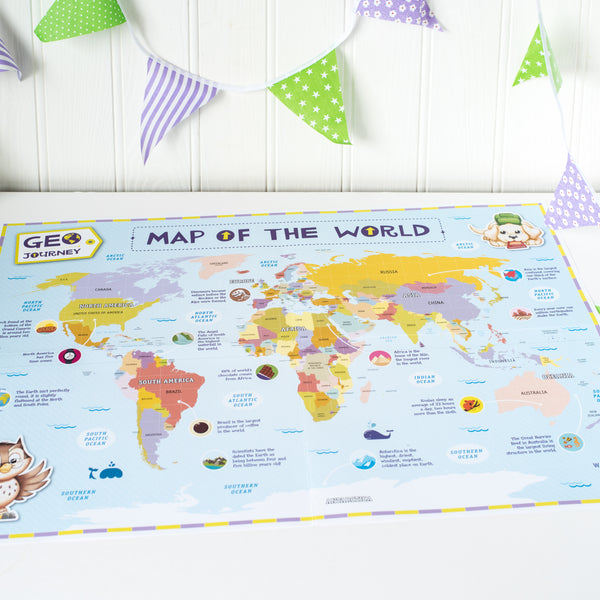 Best maps for kids