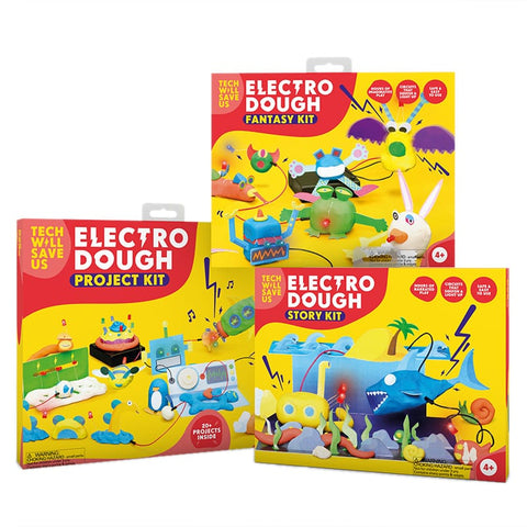 Electro Dough World Pack Stem