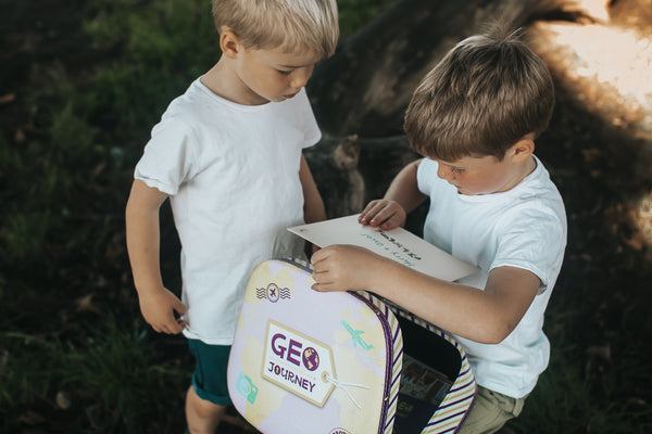 Geo Journey Annual Subscription