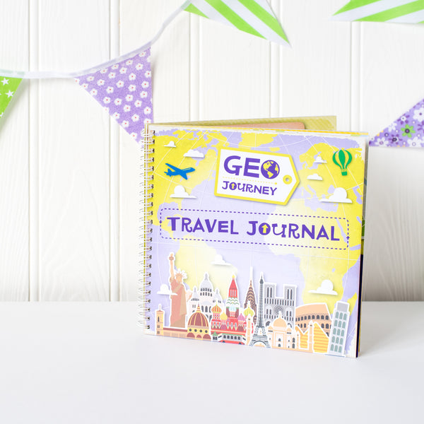Travel Journal - Wholesale