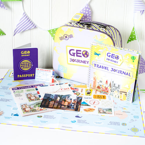 Geo Journey 12 Month Subscription - £12 Per Month