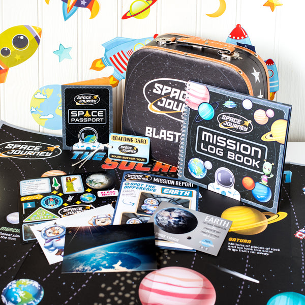 Space Journey School Subscription 9 Months