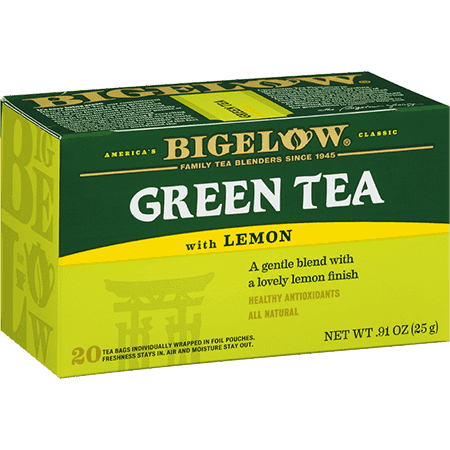 Bigelow - Green with Lemon (28 bags) - Tea - Tea Bags