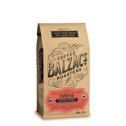 Balzac's - Whole Bean - Fair Trade Organic - Espresso Blend (12oz)