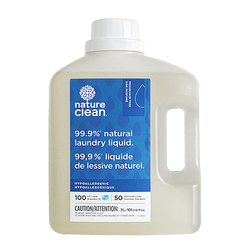 Nature Clean - Laundry Liquid - Fragrance Free (3L)