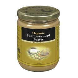 Nuts to You - Organic Sunflower Seed Butter - Smooth (500g)