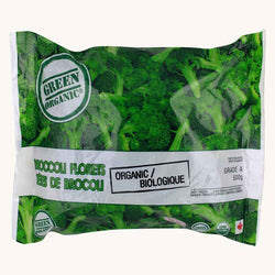 Green Organic - Frozen Broccoli Florets (500g)