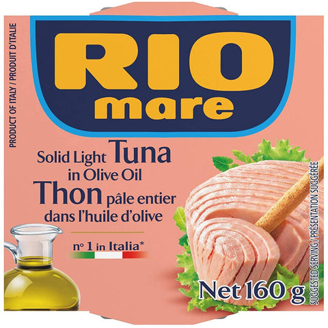 Rio Mare - Tuna in Olive Oil (4 x 160g)