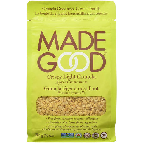 MadeGood - Apple Cinnamon Granola (284g)