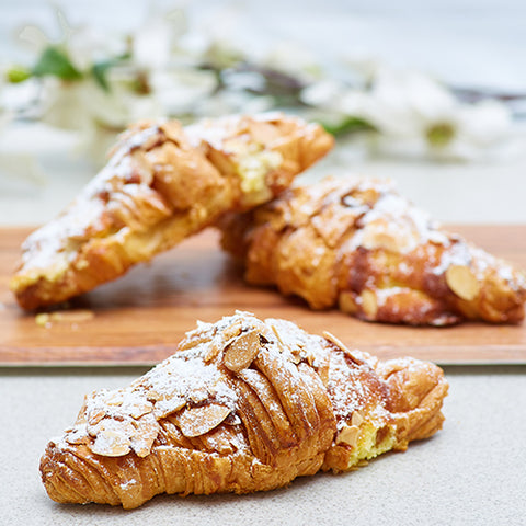 La Bastille Bakery - Almond Croissant - Pack of 4