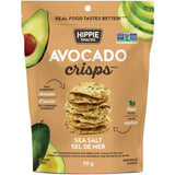 Hippie Snacks - Avocado Crisps - Sea Salt (70g)