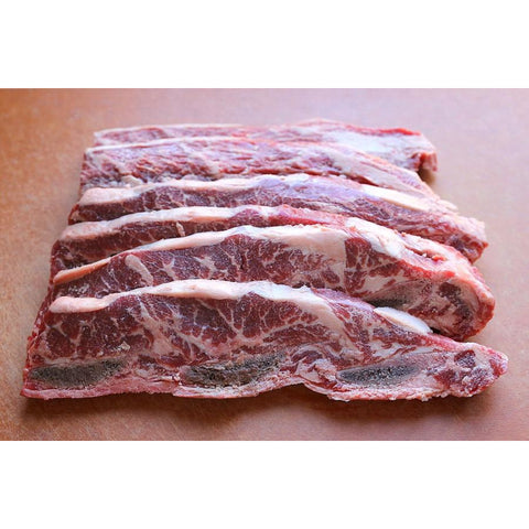 Korean BBQ Beef Short Ribs (2lbs)