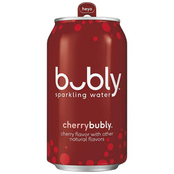 Bubly - Cherry- (12x355ml)