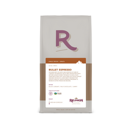 Reunion Island - Whole Bean - Bullet Espresso (12 oz)