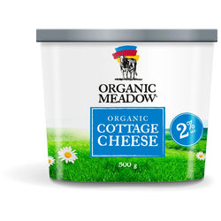 Organic Meadow - 2% Cottage Cheese (500g)