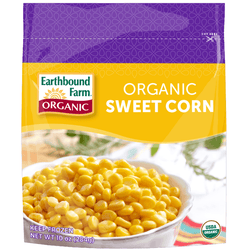 Earthbound Farm - Frozen Sweet Corn (350g)