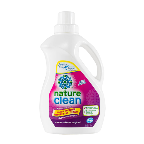 Nature Clean - Fabric Softener - Fragrance Free (1.5L)