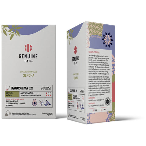 Genuine Tea - Sencha (15 bags)