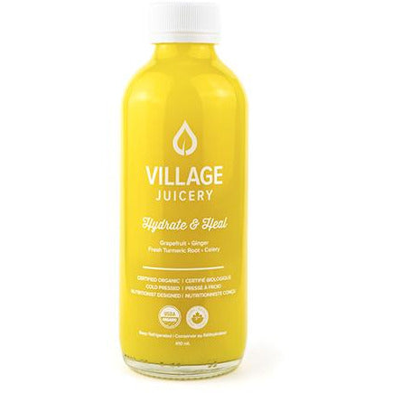 Hydrate & Heal - Village Juicery (410ml)