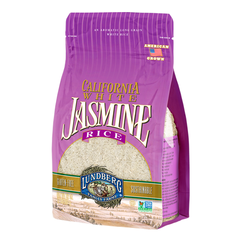 Lundberg - Jasmine Rice California White (907g)