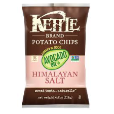 Kettle - Avocado Oil Himalayan Salt Chips (170g)