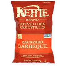 Kettle - Backyard BBQ Chips (220g)