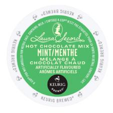 Laura Secord - Mint Hot Chocolate (24 pack) - Hot Chocolate - Pod - Recycling