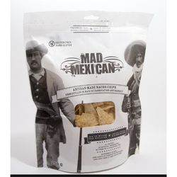 Mad Mexican - Artisan Nacho Chips (255g)