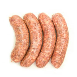 HOT - Italian Sausage (4 per pack)