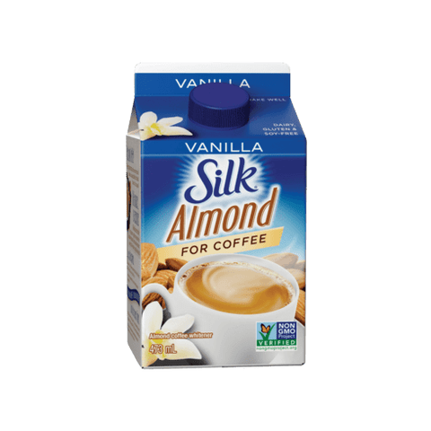 Silk - Creamer, Almond Vanilla (473ml)