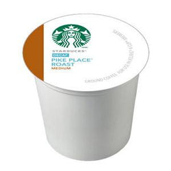 Starbucks - Decaf Pike Place  (24 pack) - Coffee - Pod - Recycling
