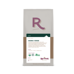 Reunion Island - Whole Bean - Organic - Sierra Verde (12oz)