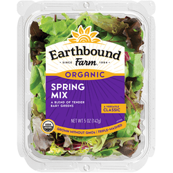 Spring Mix Salad - ORGANIC (5oz)
