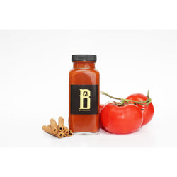 Baha's - Tomato Coulis (fancy organic ketchup)(236ml)