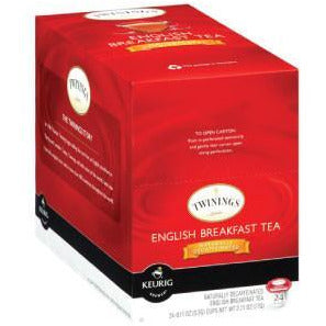 Twinings - Tea - English Breakfast Decaf  (24 pack) - Tea - Pod - Recycling
