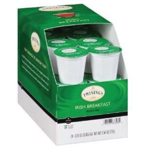 Twinings - Tea - Irish Breakfast  (24 pack) - Tea - Pod - Recycling