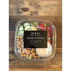 Mac & Ace- Salad -Vegan Middle Eastern Delight