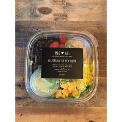 Mac & Ace- Salad -Vegetarian Tex Mex Fiesta