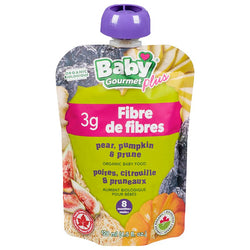 Baby Gourmet - Pear Pumkin & Prune (128ml)