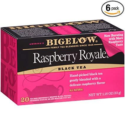 Bigelow -Raspberry Royal (28 bags)