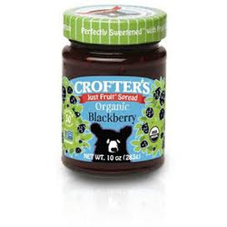 Crofter's Just Fruit Spread - Blackberry (235ml)