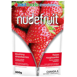 Nudefruit - Blushing Strawberries (600g)