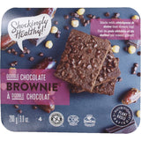 Shockingly Healthy - Brownie - Double Chocolate (4 pack)
