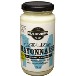Neal Brothers - Classic Mayonaise (250ml)