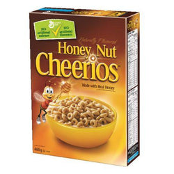 Cheerios - Honey Nut (430g)