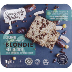 Shockingly Healthy - Brownie - Coco Chocolate Chip (4 pack)