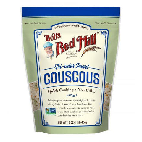 Bob's Red Mill - Tri-Colour Pearl Couscous - 435g